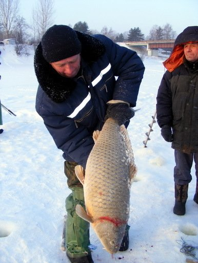 рыбак рыбака в кирове