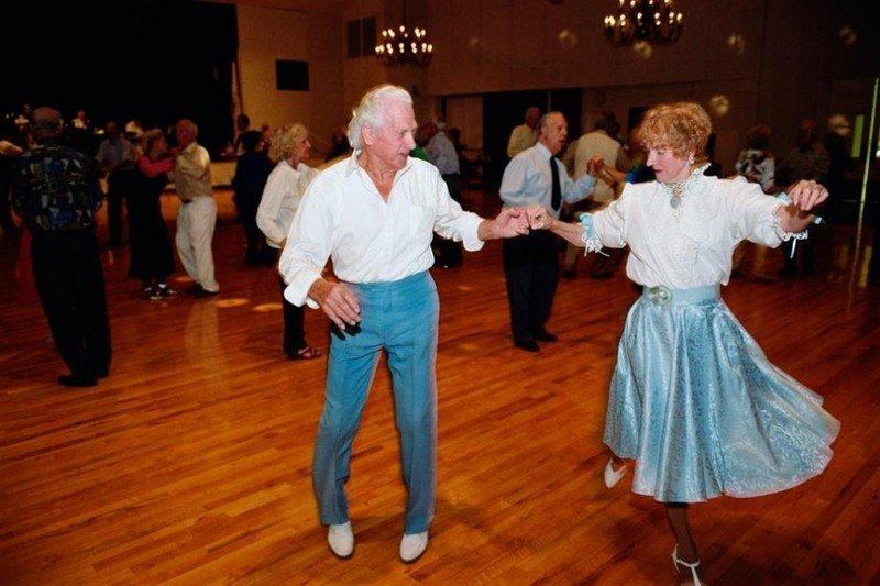 Где потанцевать тем кому за 40