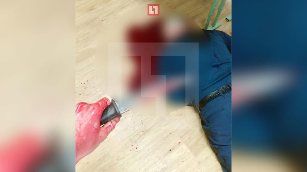 В столицеРФ ученик колледжа зарезал преподавателя ипокончил ссобой