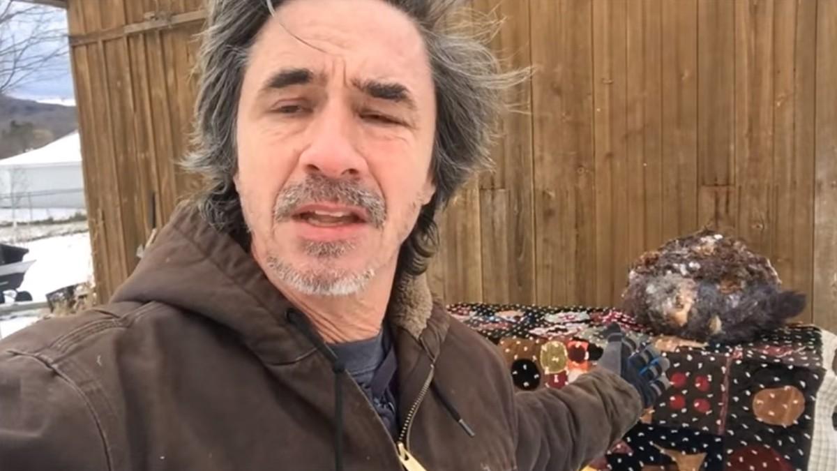 Кинолог изНью-Йорка снял навидео «отрубленную голову бигфута»
