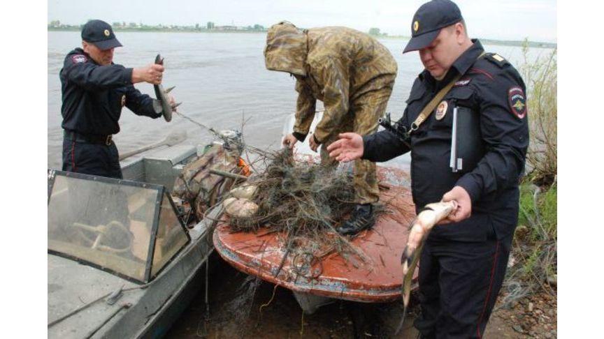 санкции за рыболовные