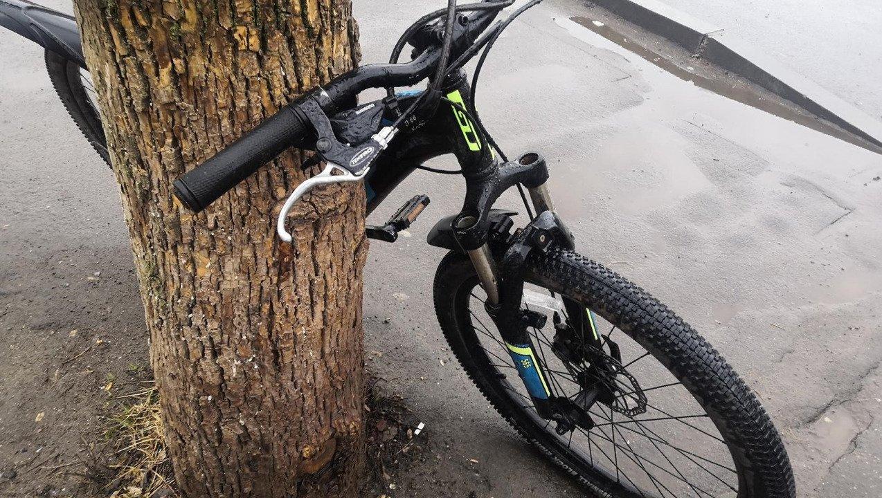В Кирове попал в ДТП 8-летний велосипедист