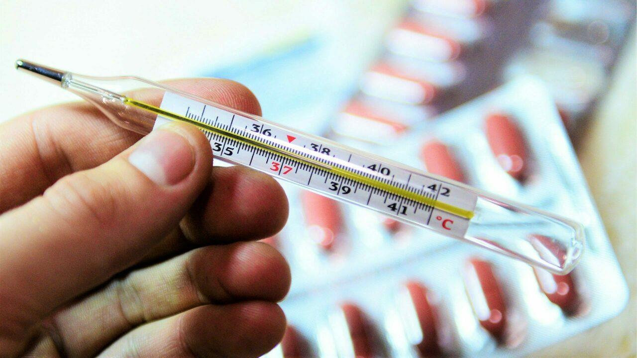 В Кировской области заболеваемость ОРВИ за прошлую неделю выросла на 42%