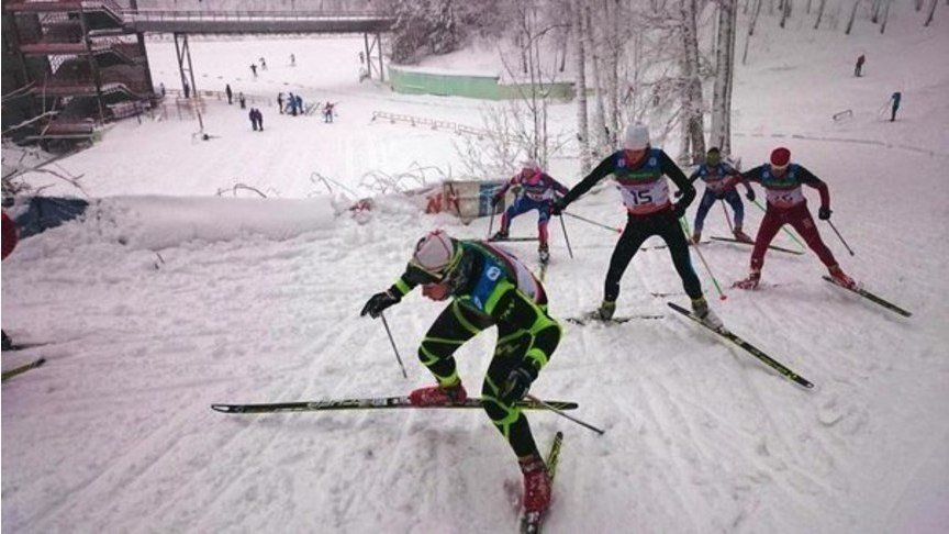 Лыжи кубок сибири декабрь 2015 новосибирск
