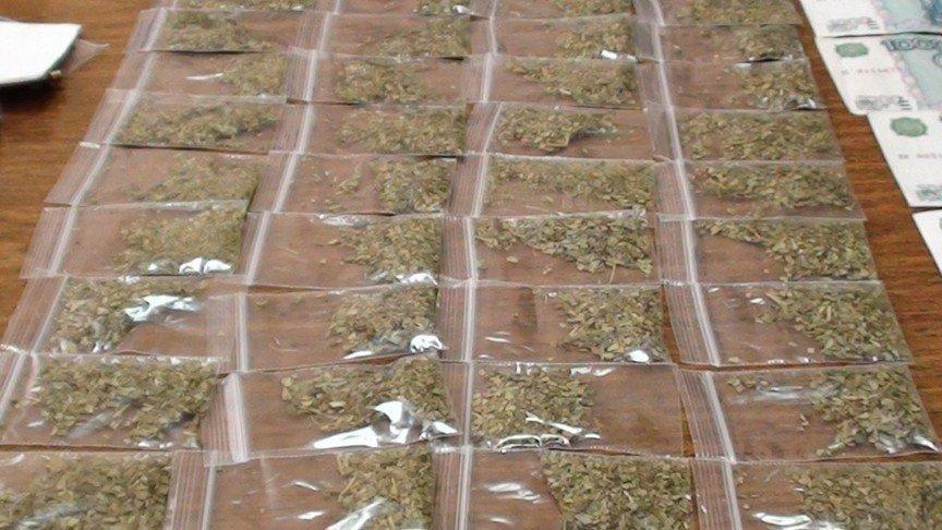Водной изкировских квартир обнаружили неменее 3 килограммов наркотиков