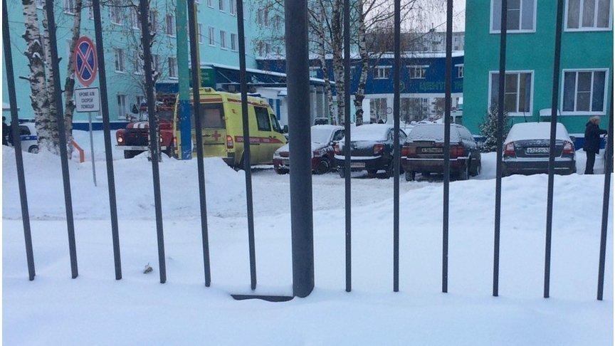 В милиции уточнили обстоятельства эвакуации кировского центра травматологии