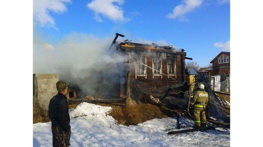 ВСлободском пожар унёс жизни трёх человек
