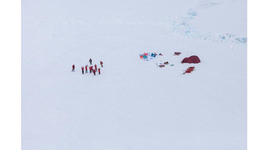 ВКирове откроется уличная фотовыставка «Вызов Северному полюсу»