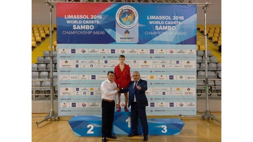 Белгородская спортсменка стала чемпионом мира посамбо— Дебют наКипре