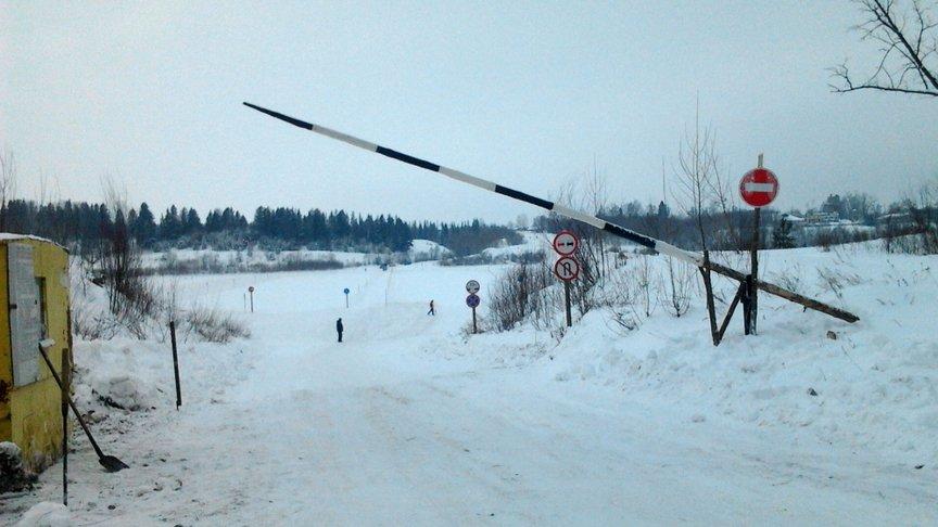 ВЗабайкалье открыто 35 ледовых переправ