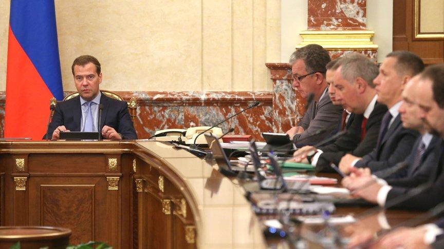Д. Медведев проведет вКирове совещание поразвитию ОПК