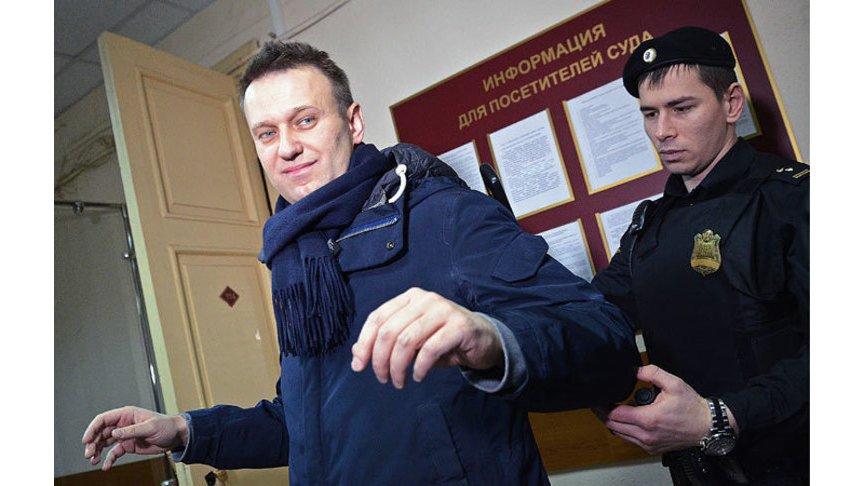 Суд запретил Алексею Навальному покидать Киров
