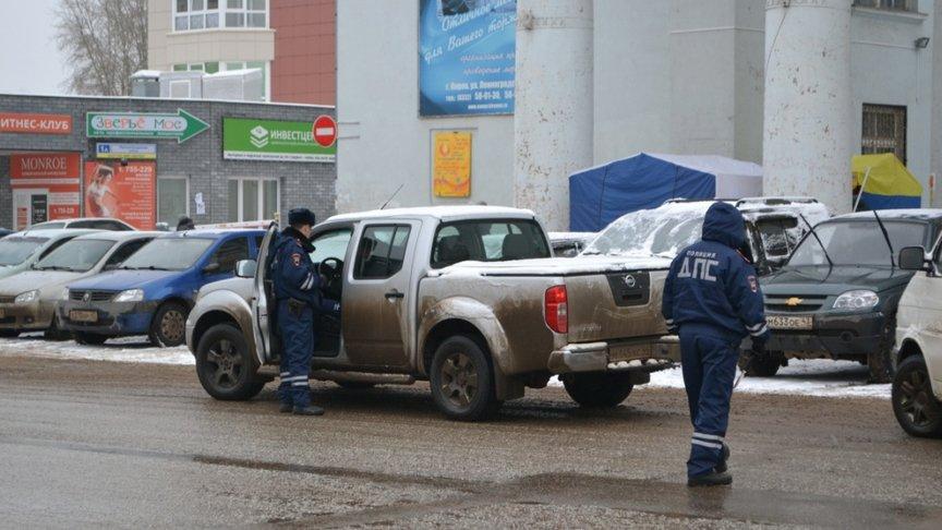 На трассах Кирова завыходные словили 9 нетрезвых водителей