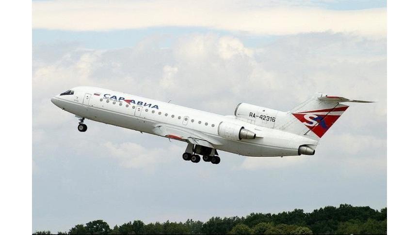 Южными рейсами изКирова на100% займутся «Саратовские авиалинии»