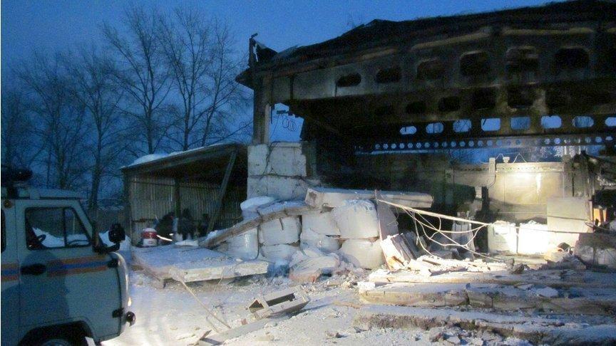 В клинике скончался один изпострадавших при взрыве вКирово-Чепецке