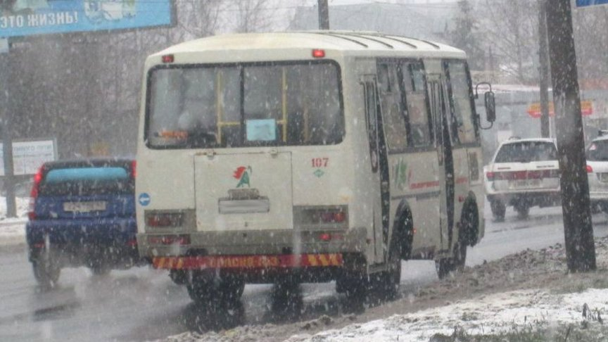 Сегодня вКирове водном изавтобусов скончалась женщина