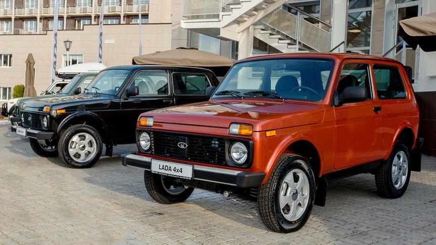 Вседорожный автомобиль «Лада 4x4 Урбан» появился впродаже на рынке Китая