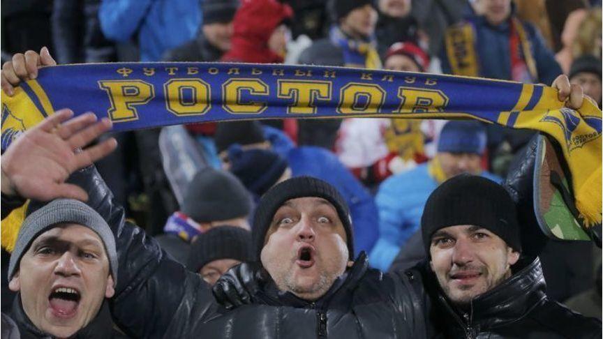Билеты наматч «Ростов»— «Манчестер» реализуются за10 млн руб.