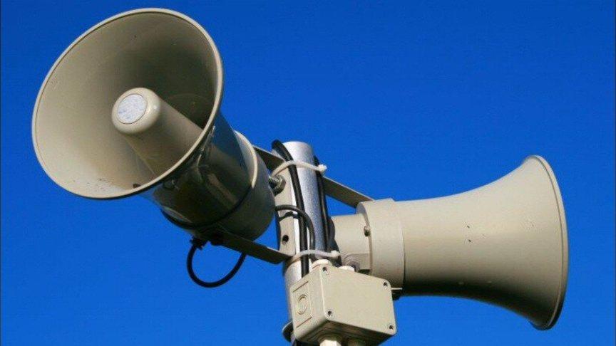 ВКирове включат сирены: проверка системы оповещения