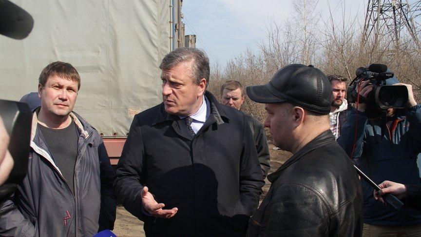 Дальнобойщики Кирова присоединились какции против «Платона»