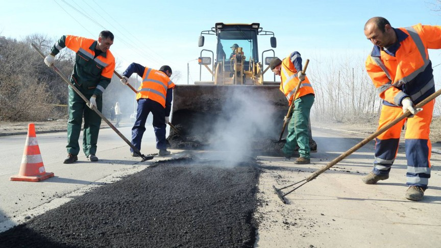 ВКирове стартовал ремонт попрограмме «Безопасные икачественные дороги»