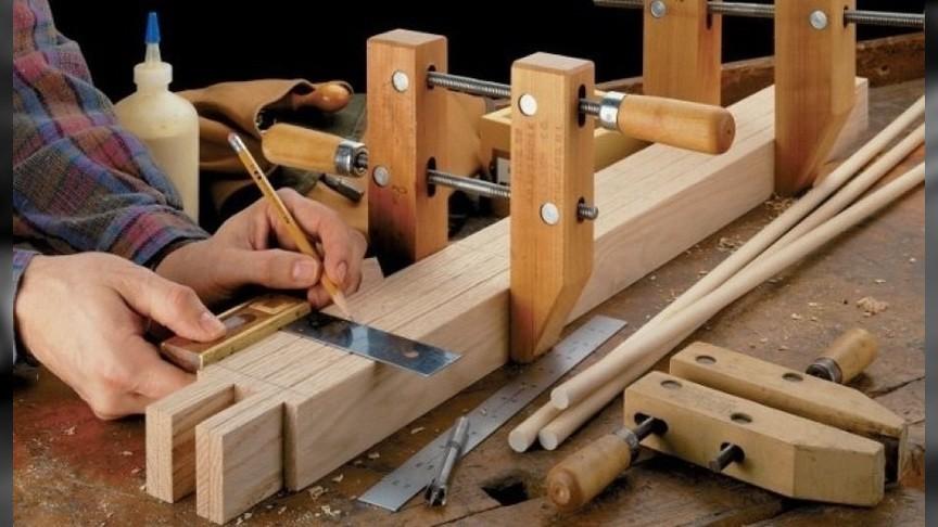 Производство своими руками из дерева