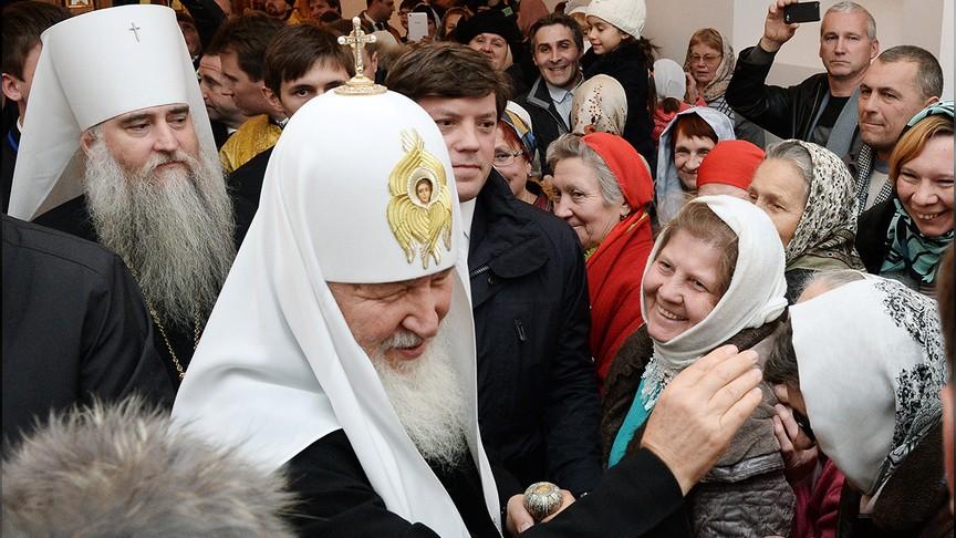 Патриарх всея Руси Кирилл посетит Свято-Трифонов монастырь вКирове 6июня