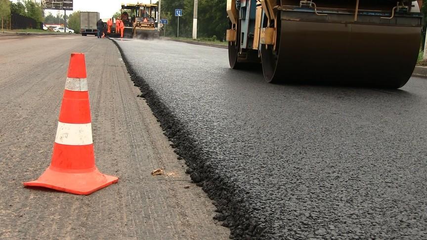 ВКирове ремонтируют 12 участков городских дорог
