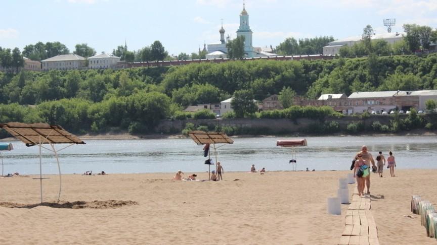 Роспотребнадзор запретил купание напляжах Костромы