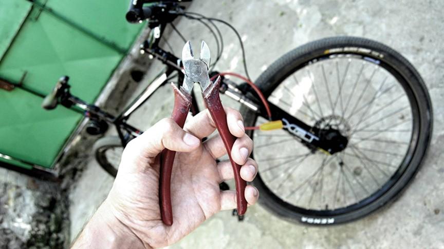Парень вКирове похитил 10 велосипедов ипотом перепродал их