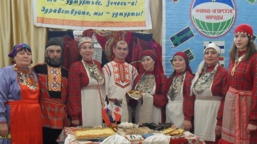 Съезд финно-угорских народов Российской Федерации открылся вСыктывкаре