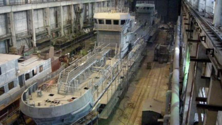 Ростех реструктуризирует долг «Сосновского судостроительного завода»
