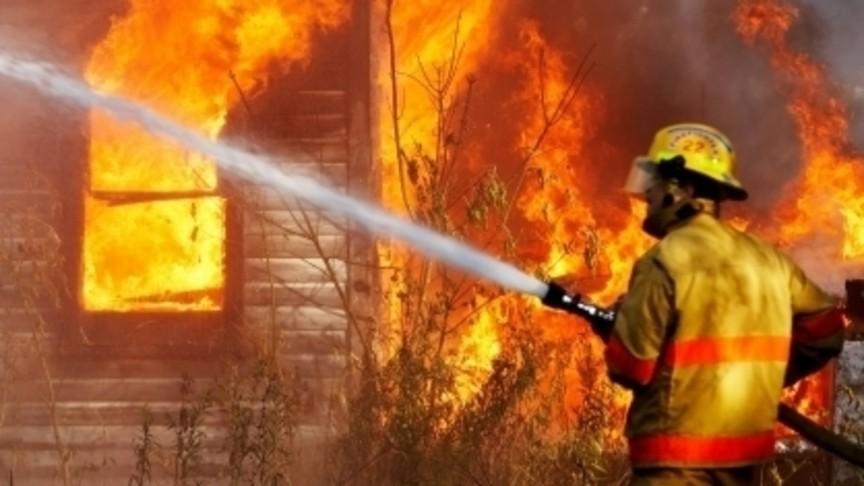 ВШабалинском районе при разборе завалов сгоревшего дома отыскали тело женщины