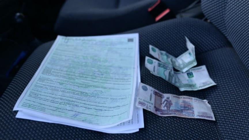 Накировчанина завели уголовное дело запопытку дачи взятки сотрудникам ДПС 6+