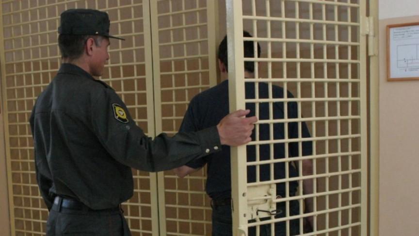 Вдежурной части Сосногорска свел счеты сжизнью задержанный