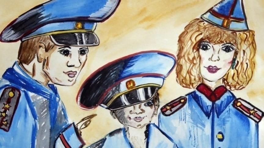 Картинки на тему наша полиция