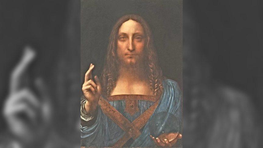 Писатель раскрыл секрет таинственного шара вруке Христа накартине даВинчи
