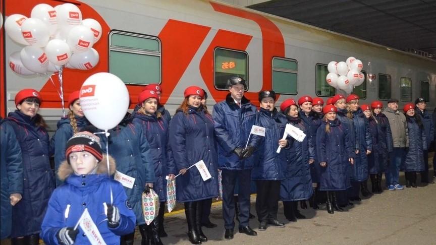Вфирменном поезде «Вятка» появится Wi-Fi
