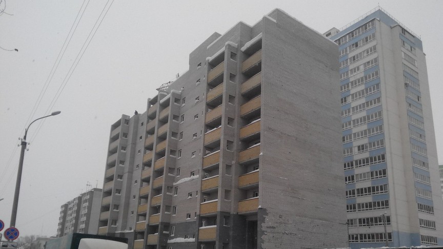 После вмешательства прокуратуры долгострой наПугачёва 31 сдали вэксплуатацию