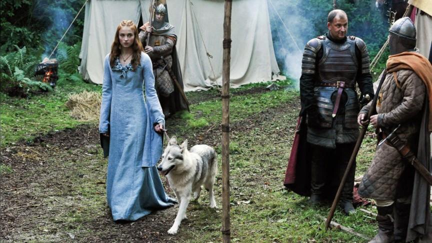 Санса из«Игры престолов» сказала про концовку сериала