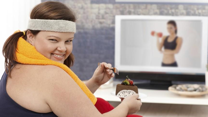 Английские ученые сообщили, что толстяки успешнее худых