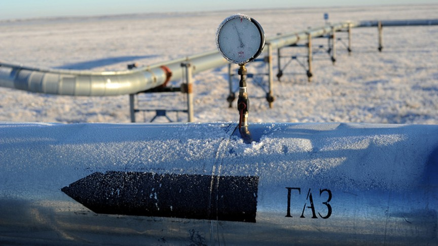 Рекордно высокий экспорт природного газа изПольши (PGNiG) в государство Украину