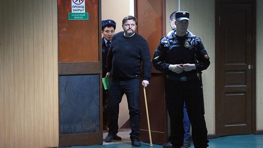 «VIP-камеры» в«Матросской тишине» оплатил «решальщик» Золотов