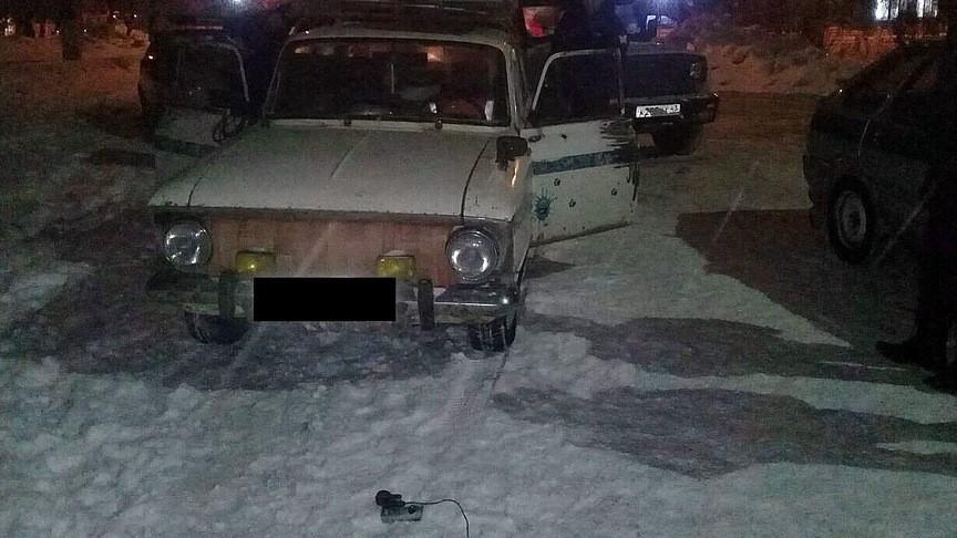 ВКирове росгвардейцы задержали 2-х молодых людей, которые угнали «Москвич»