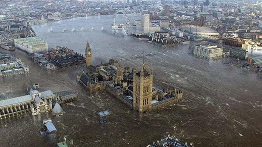 Климатологи предрекли «всемирный потоп» кконцу века