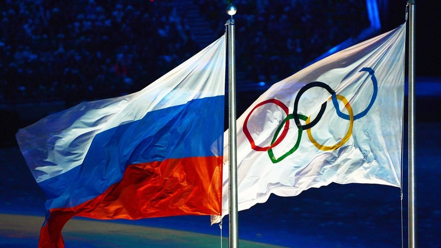 Навосстановление ОКР воздействовало  выступление русских  спортсменов— Прокопьев