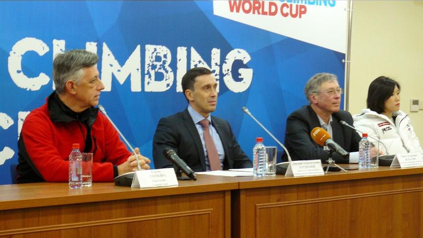 ВКирове пройдут чемпионат Европы ифинал Кубка мира поледолазанию