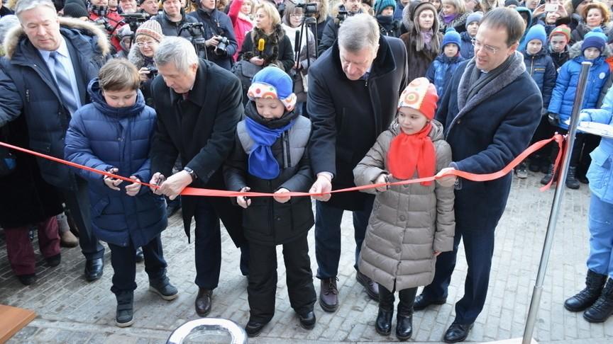 Владимир Быков: «Открытие Детского космического центра— вклад вбудущее Кировской области»