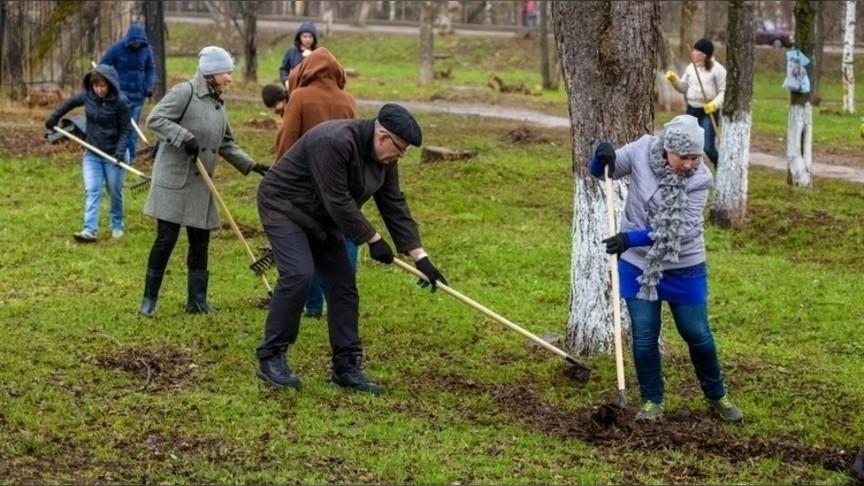 Общегородские субботники стартуют вКирове 14апреля