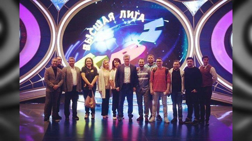 Иркутские «Раисы» прошли вполуфинал Высшей лиги КВН